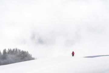 Jänzi-Trail: Panorama-Schneeschuhtour im Glaubenberg