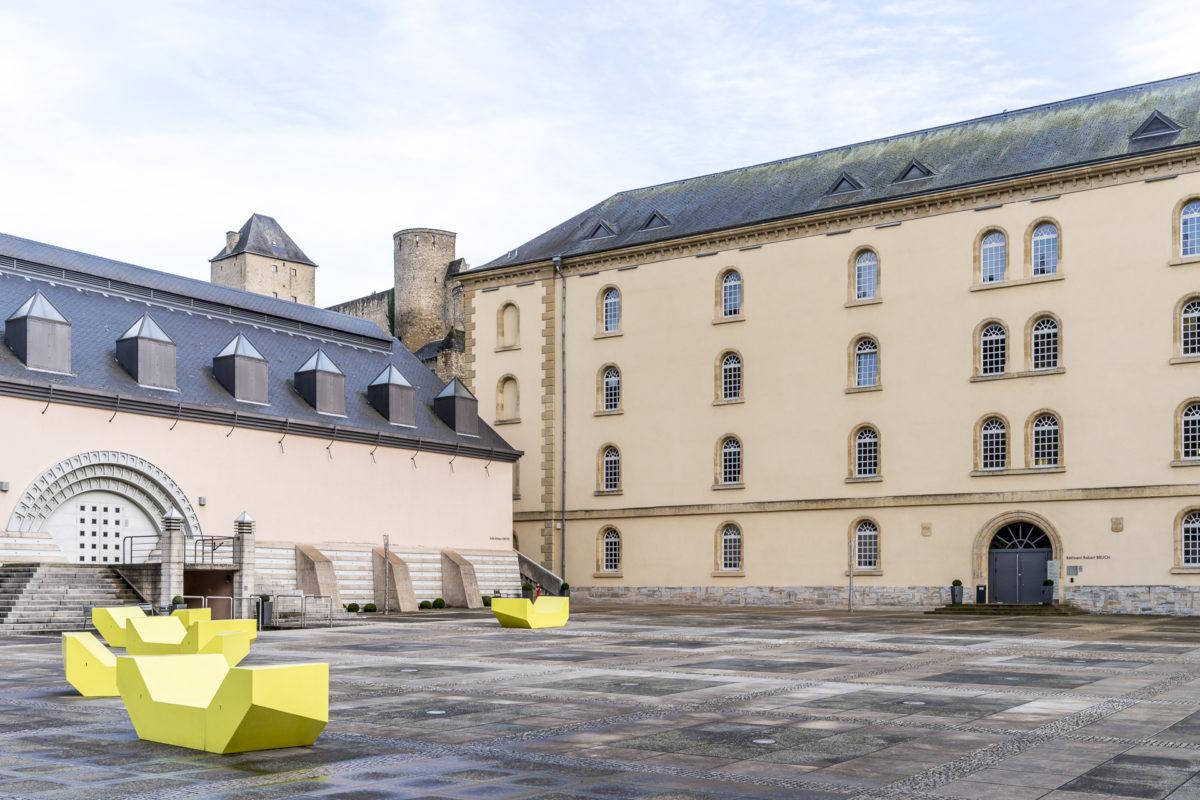 Abtei Neumünster villa Basse