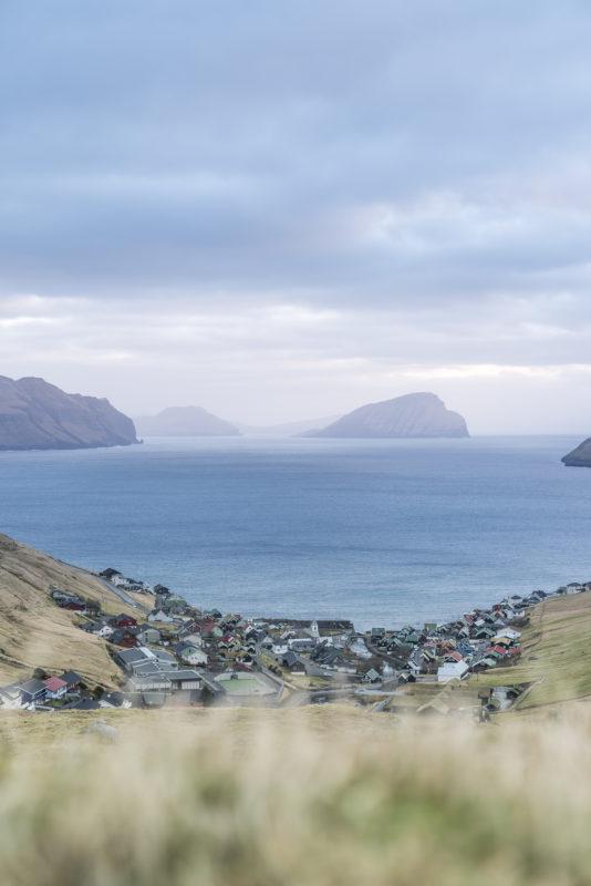 Fjorde Färöer-Inseln
