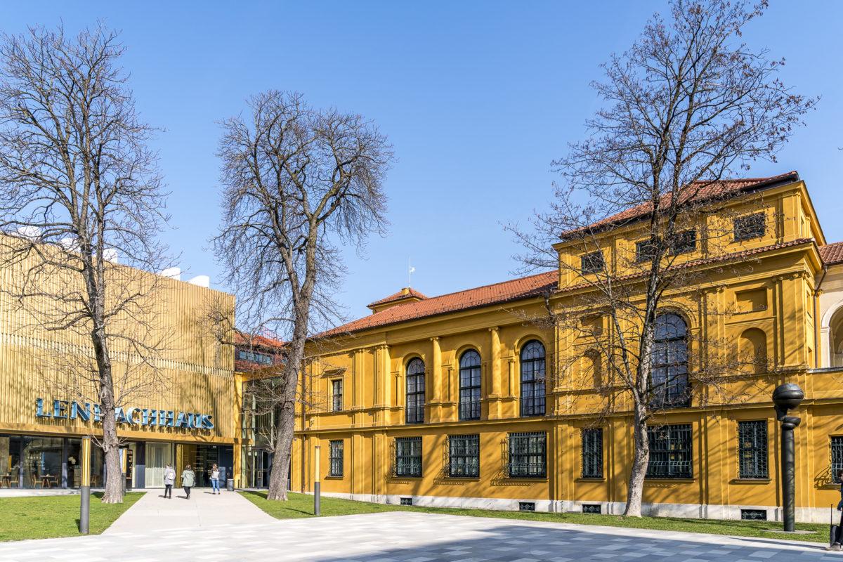 Lenbacherhaus Museumsareal München