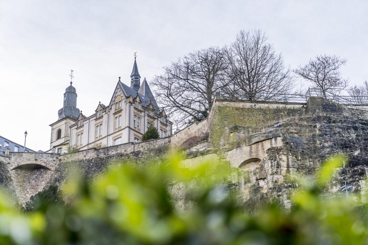 Luxemburg Architektur