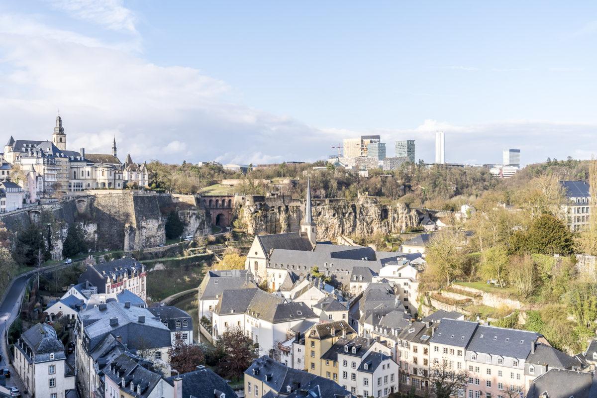 Luxemburg Panorama