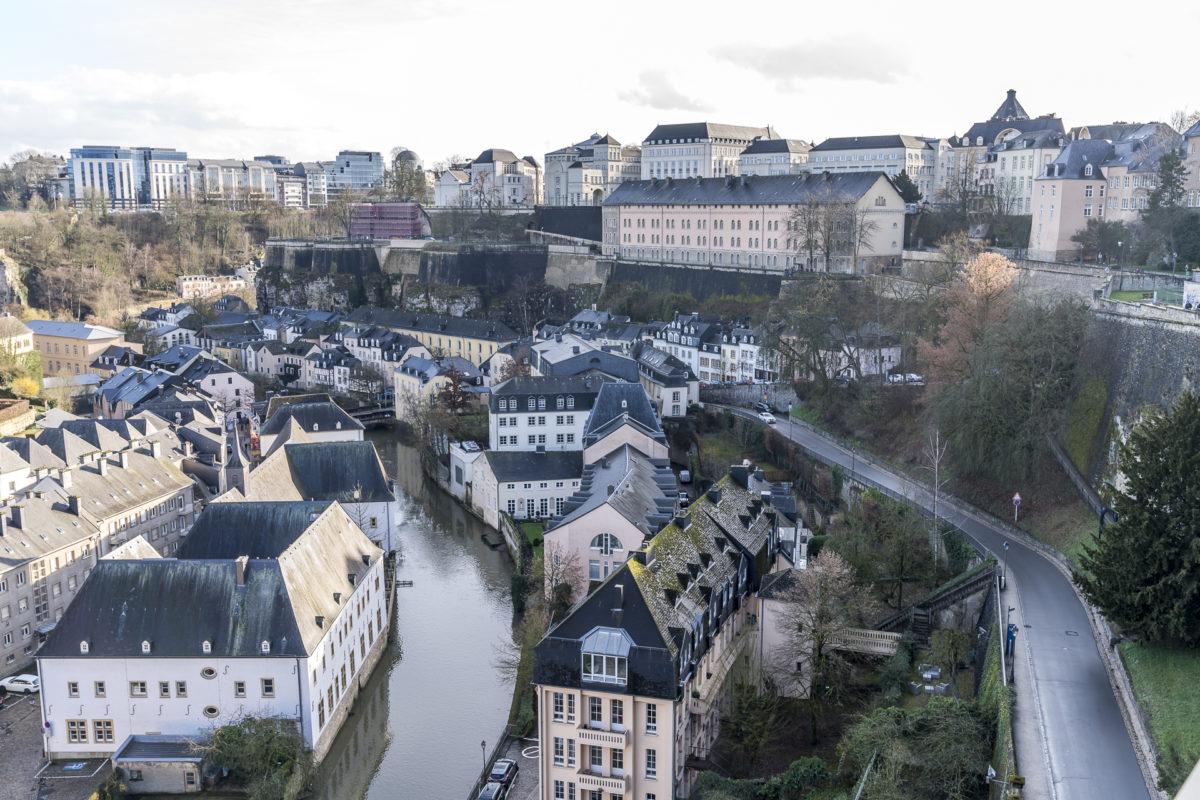 Luxemburg Villa Basse