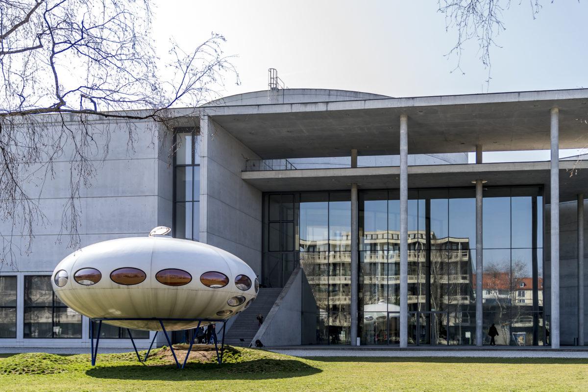 Münschen Kunst im Museumareal
