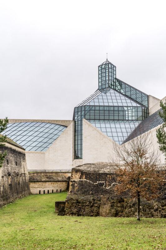 Museum für Moderne Kunst Luxemburg