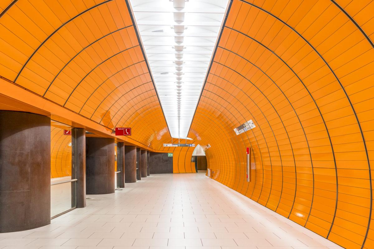 U-Bahn Marienplatz München