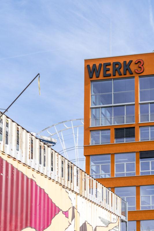 Werk 3 Werksviertel Mitte