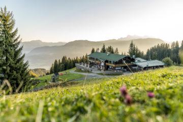Kulinarisches Wandern in Tirol: 3 tolle Hütten für Gourmets