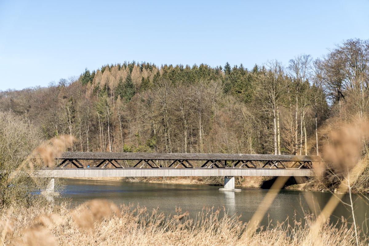 Flachsee Reussbrücke