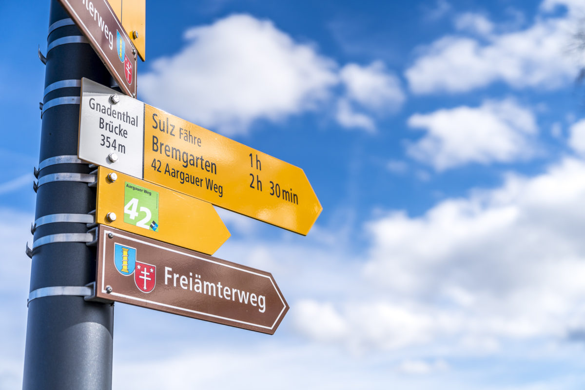Freiämterweg Aargau