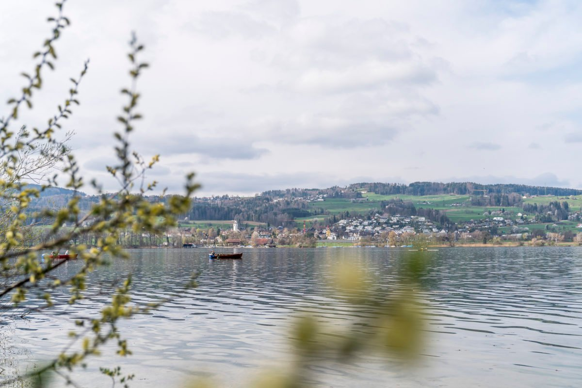 Greifensee Boote