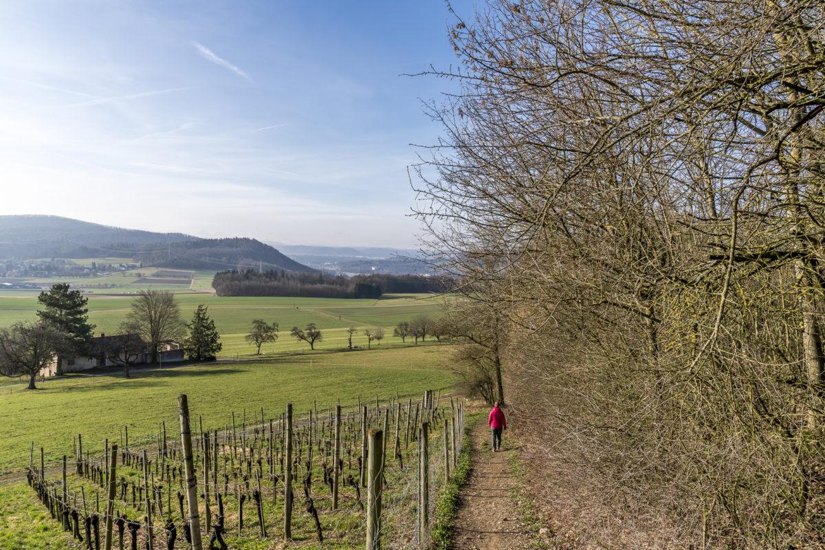 Habsburger Weg Wandern