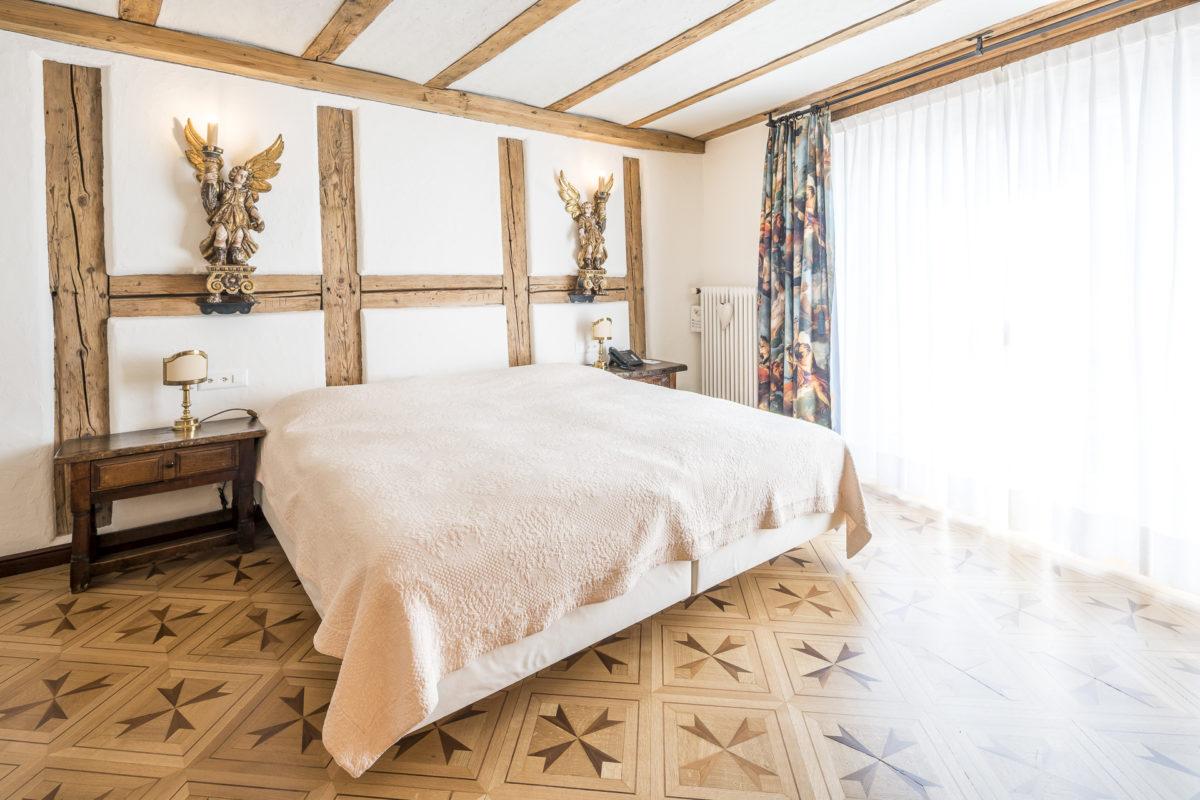 Hotel Wilder Mann Luzern Zimmer