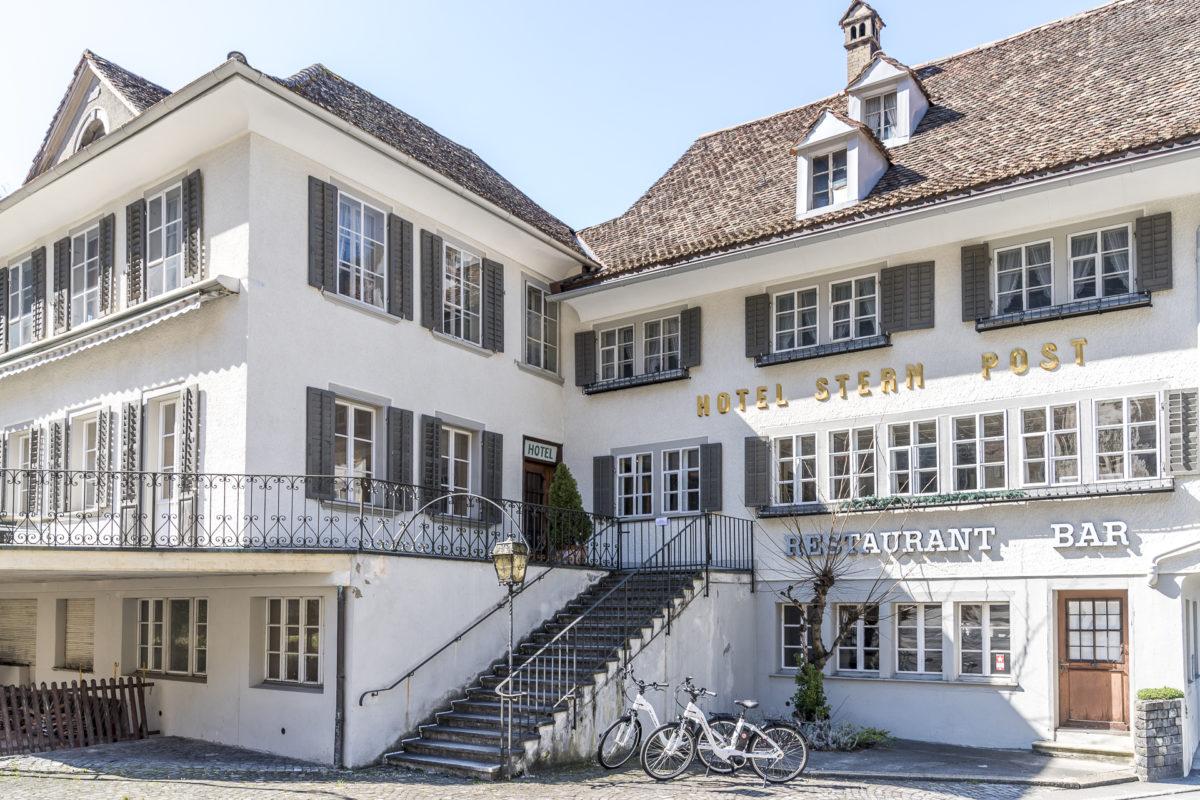 Hotel Stern Post Amsteg