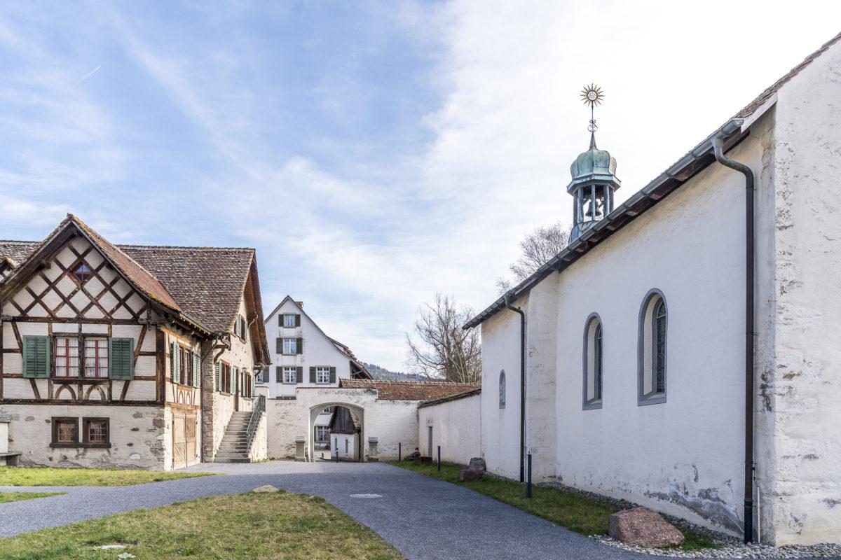 Kloster Fahr Ausflugsziel im Aargau