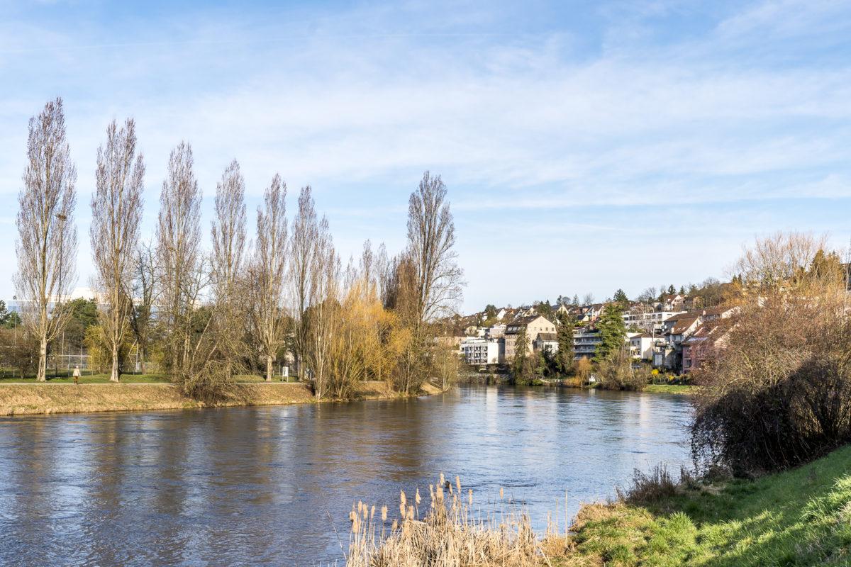 Kloster Fahr Weg Limmat