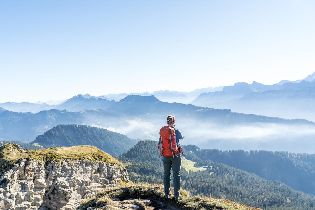 Niederhorn Wanderung