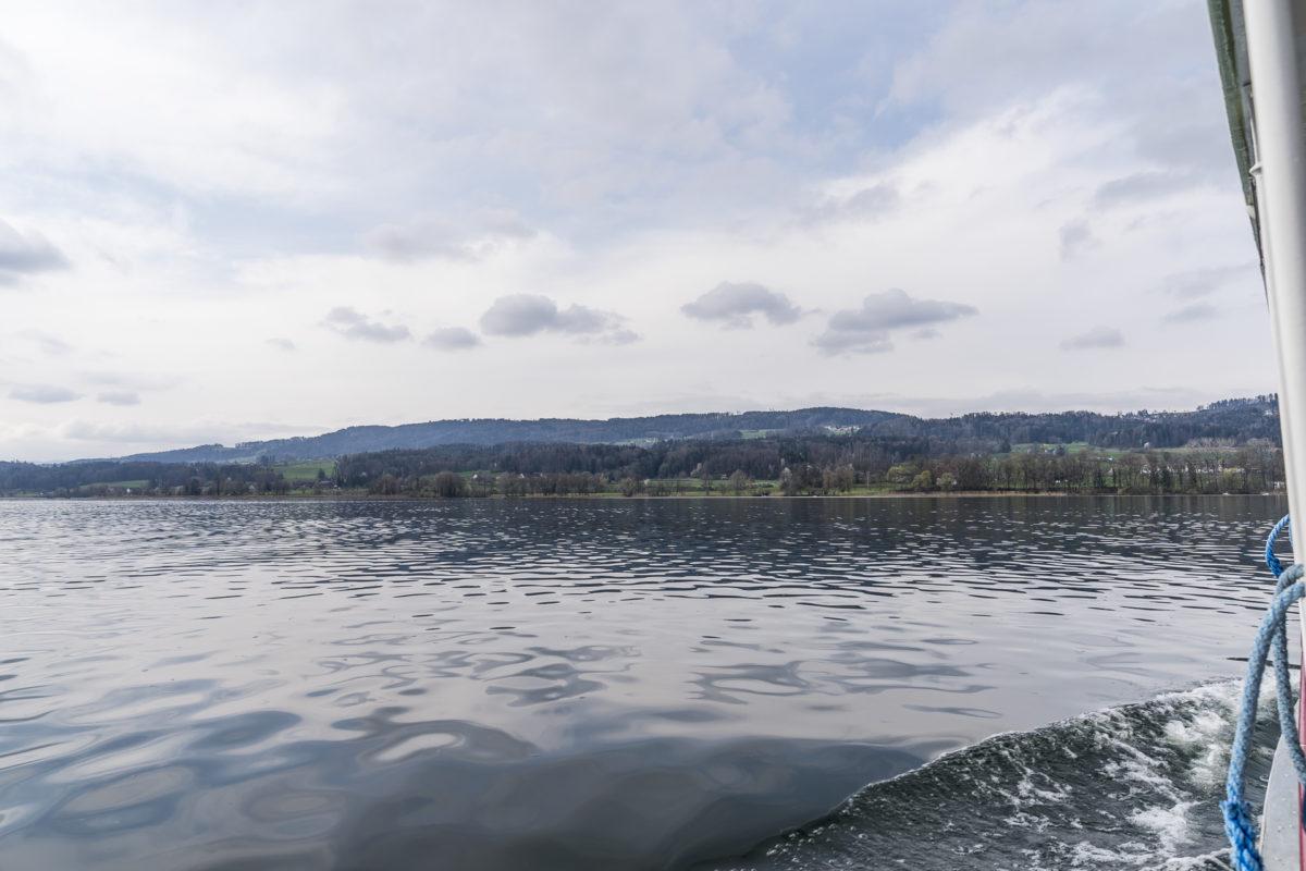 Rundfahrt Greifensee