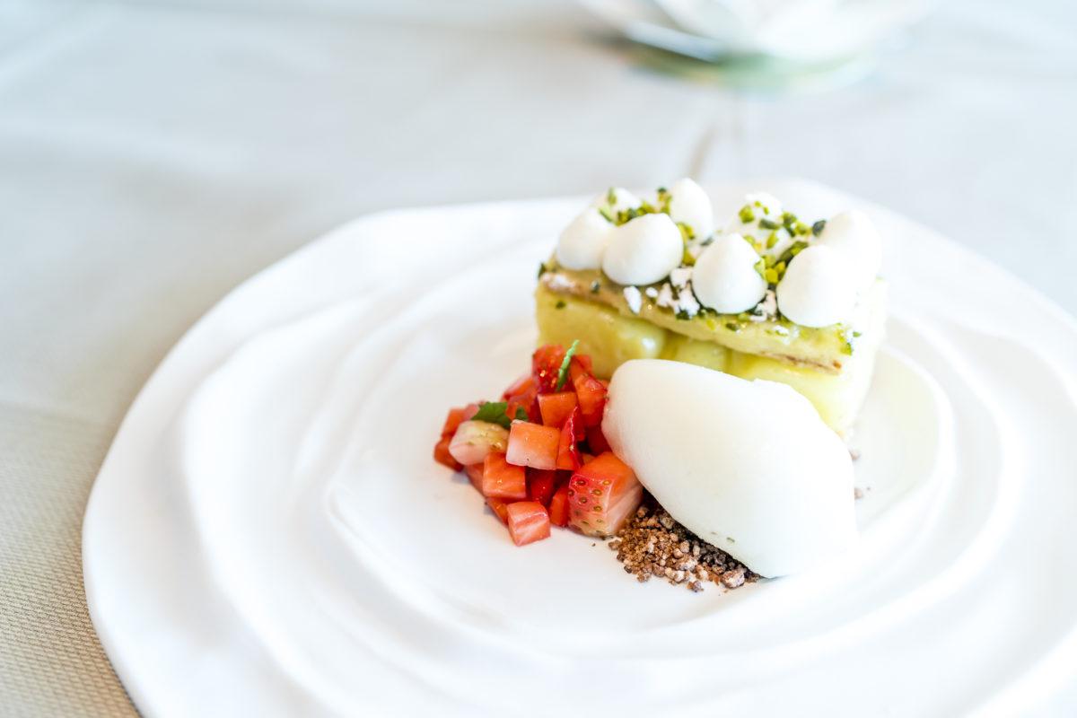 Seerestaurant Belvedere Hergiswil Dessert
