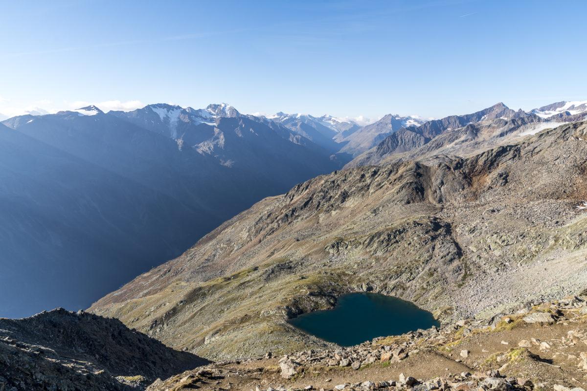 Sölden Bergsee