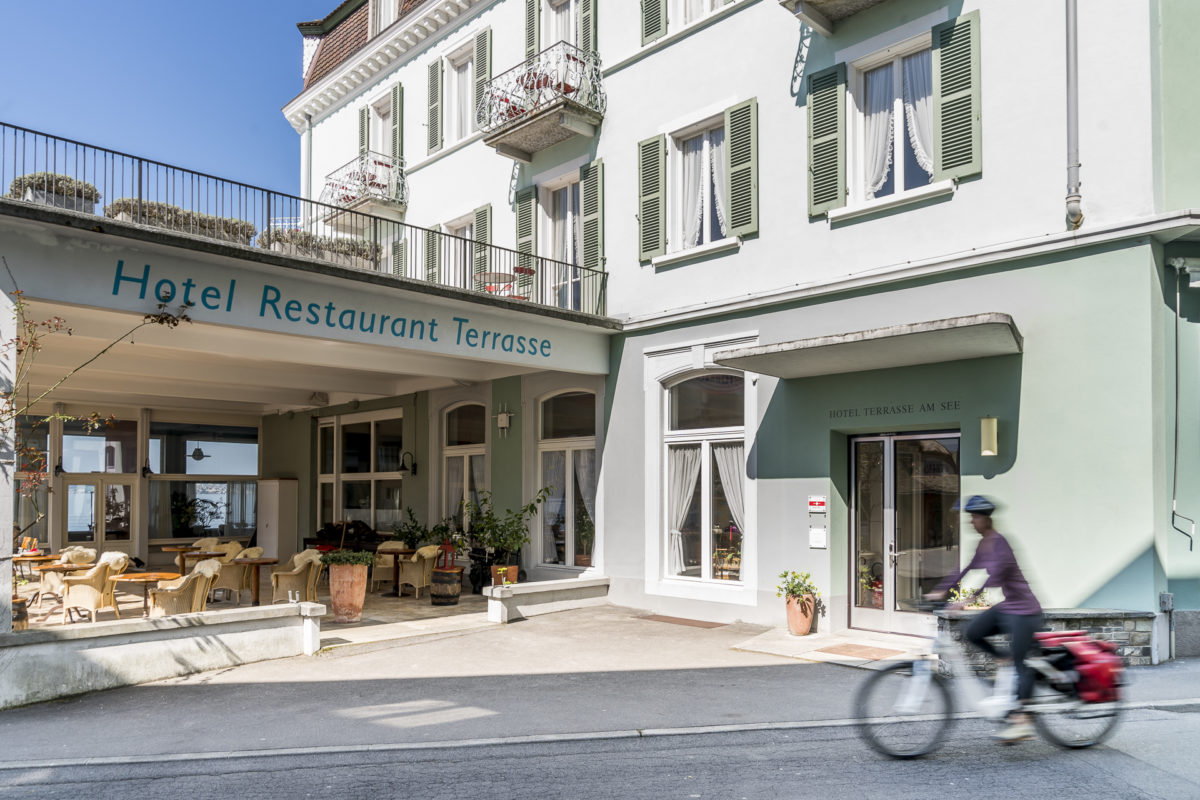 Swiss Historic Hotel Vitznau