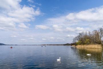Greifensee - Zürichsee: Wanderung über den Pfannenstiel