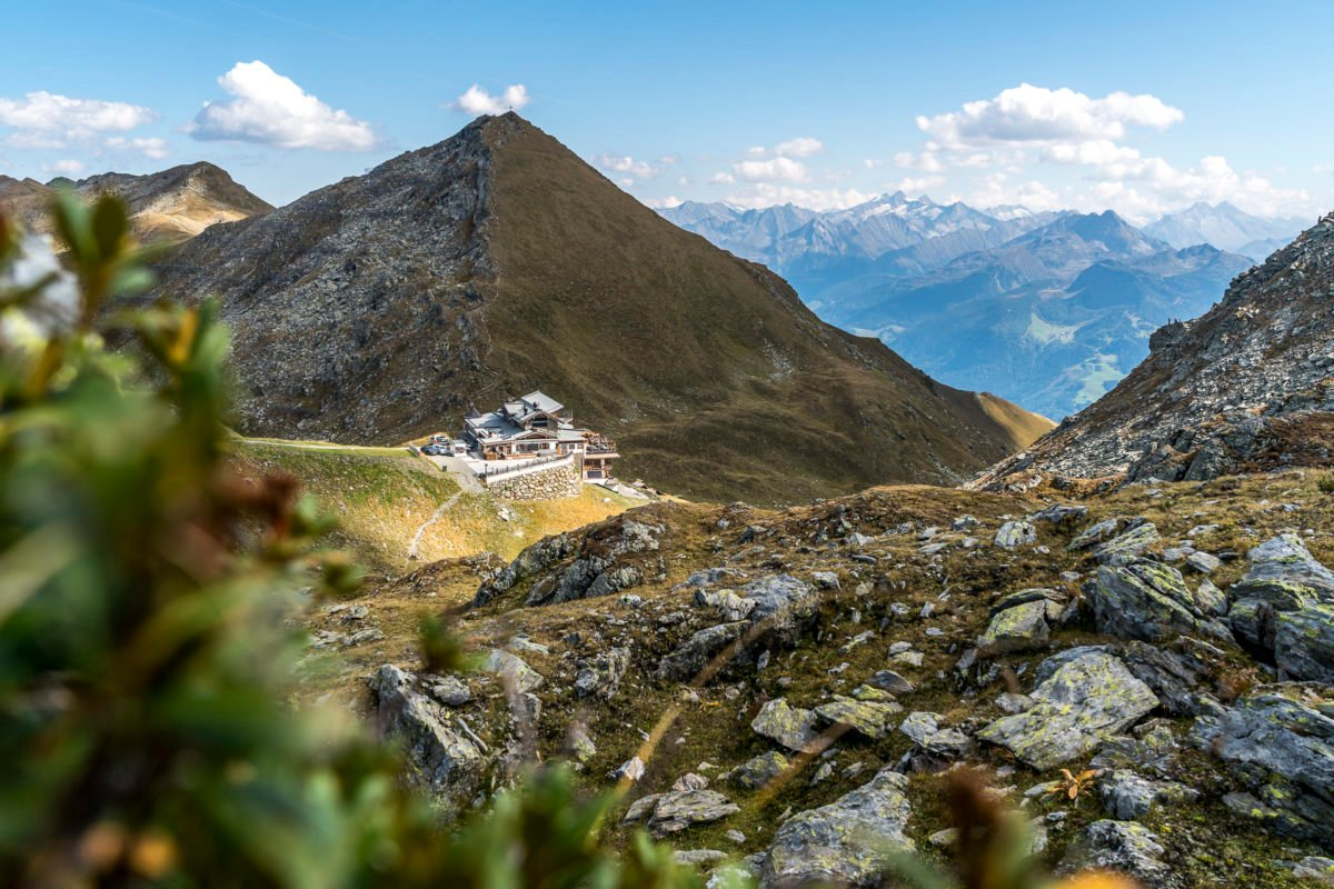 Wedelhütte Tirol Zillertal