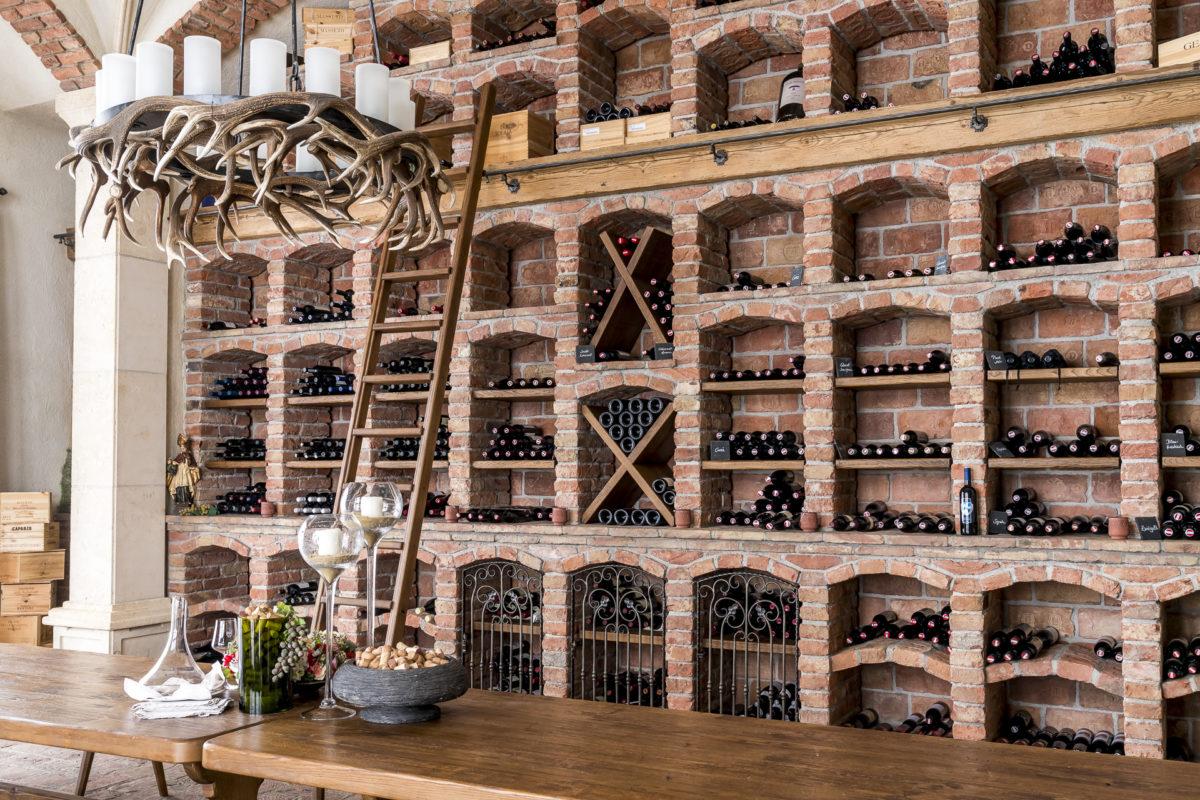 Wedelhütte Weinkeller