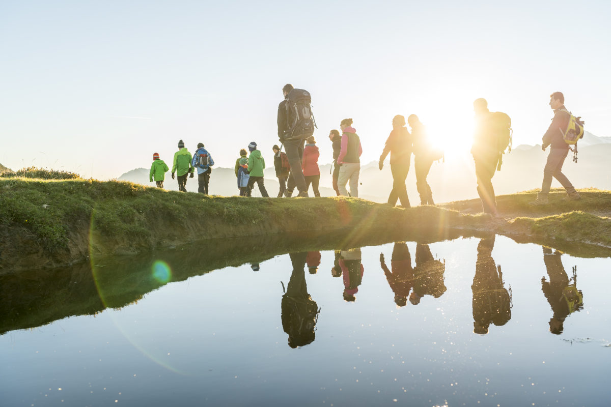 Niederhorn Wildbeobachtugn Ausflug