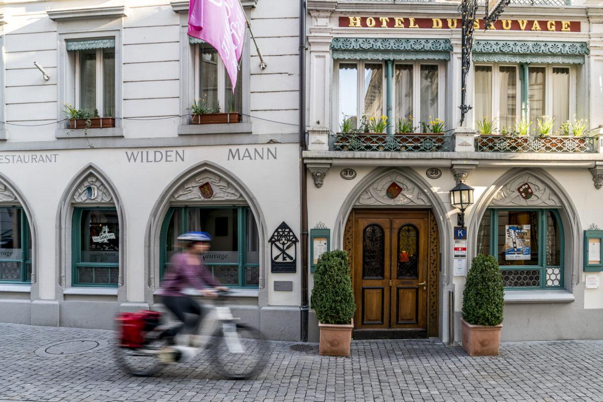 Wilder Mann Luzern Velotour