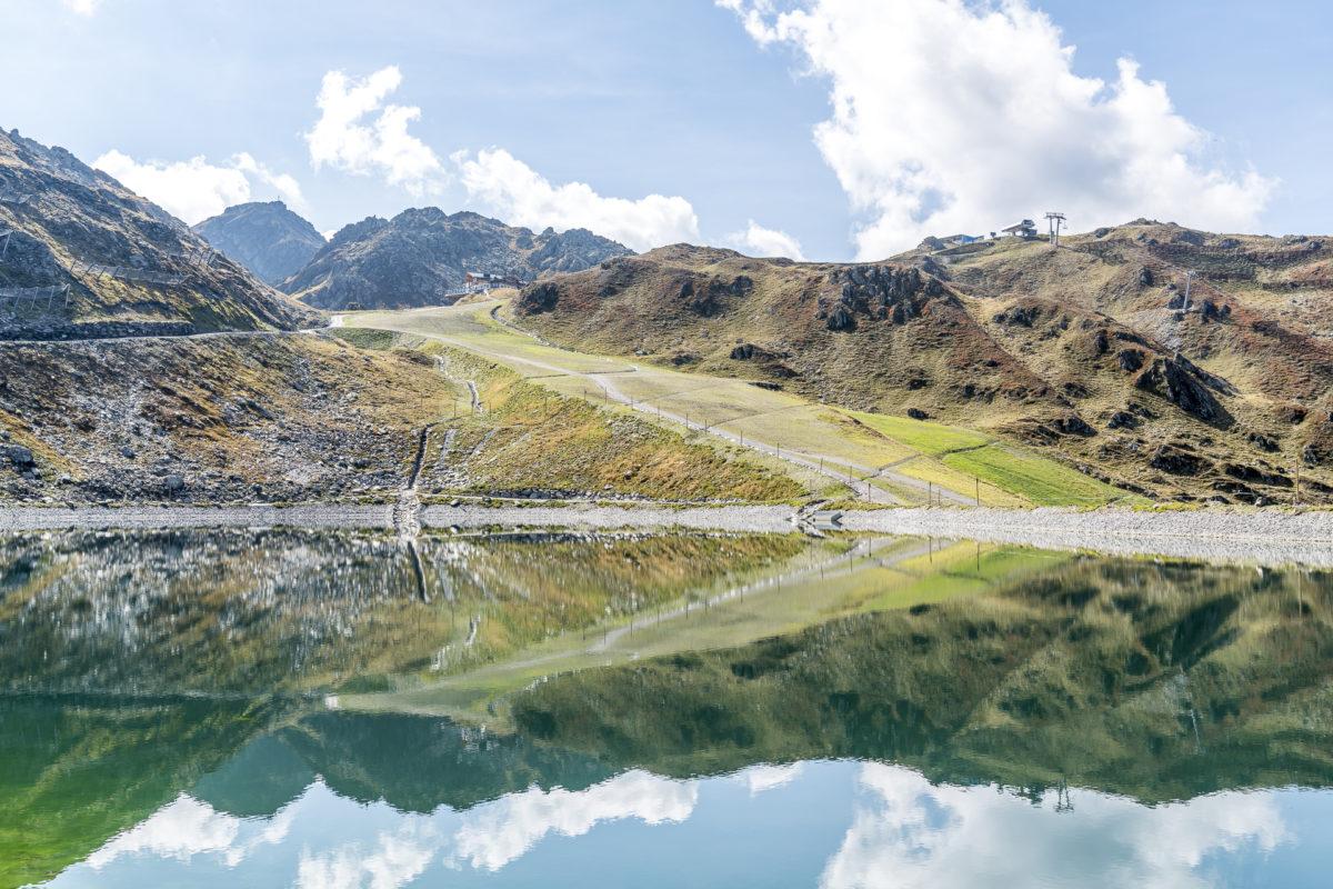 Zillertal Bergsee