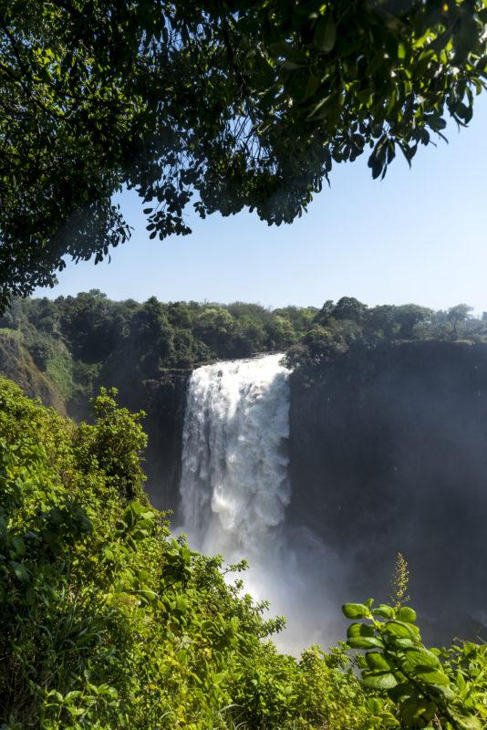Aussichtspunkt Victoria Falls