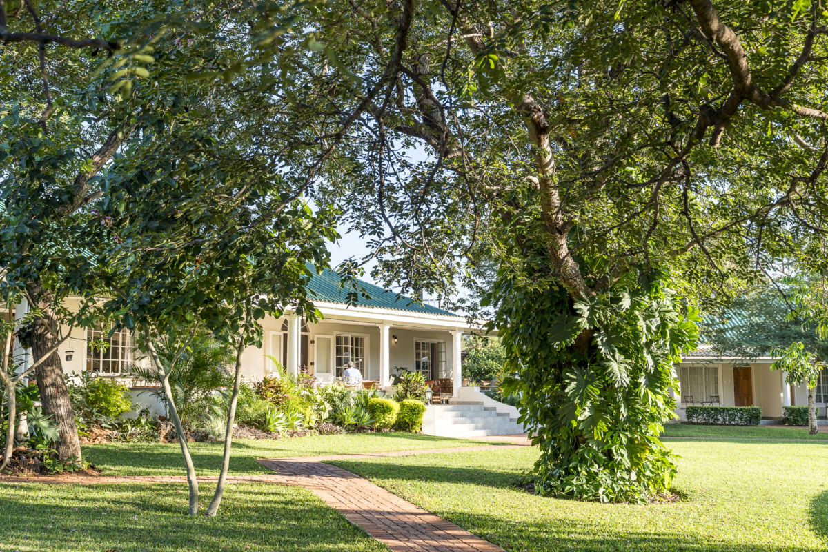Batonka Guest House Victoria Falls