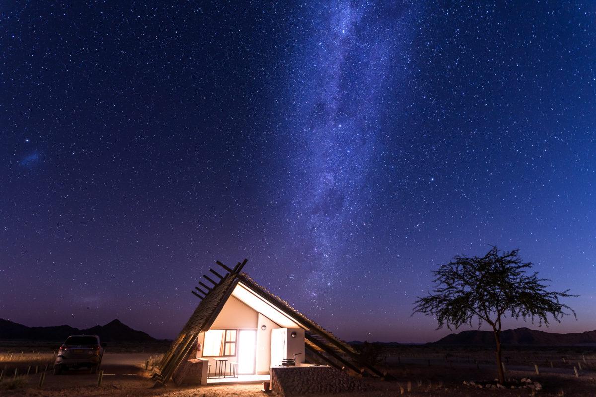 Dark Sky Namibia