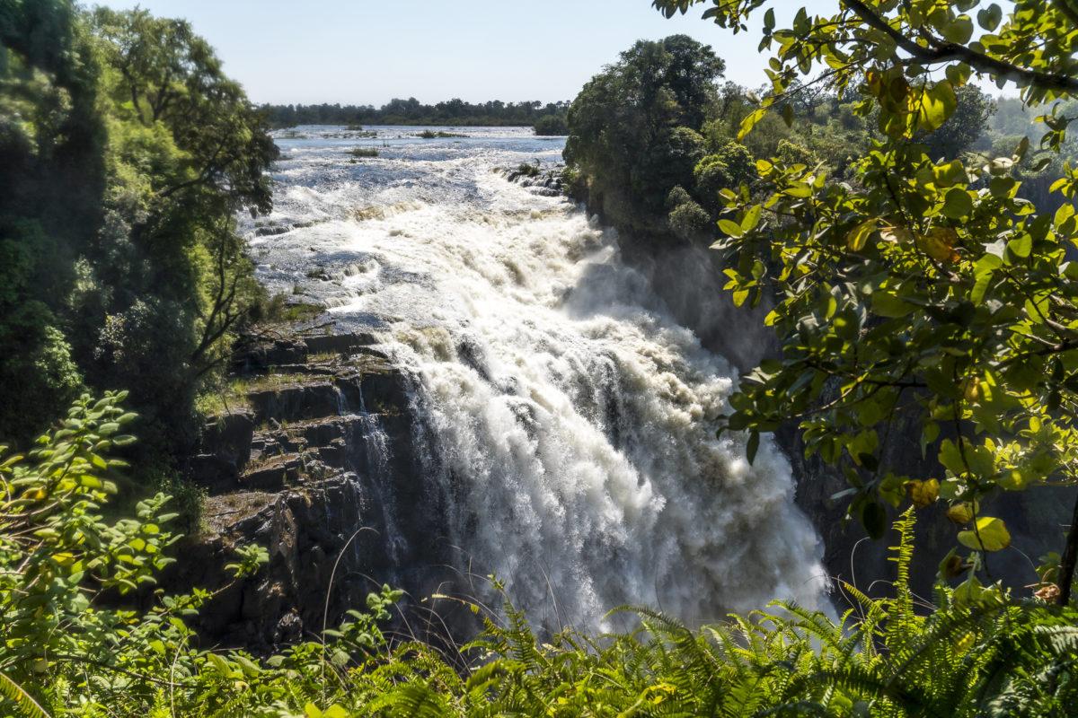 Sambesi Victoria Falls