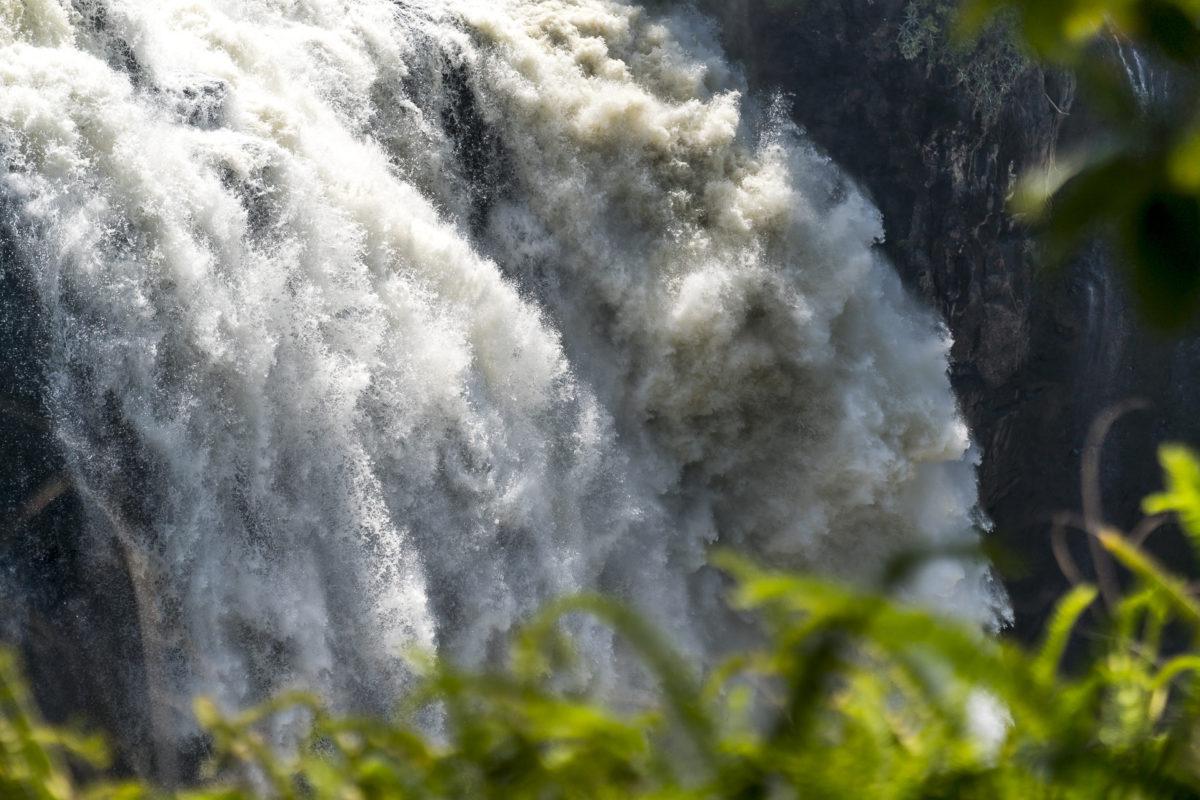 Sambesi Wasserfall