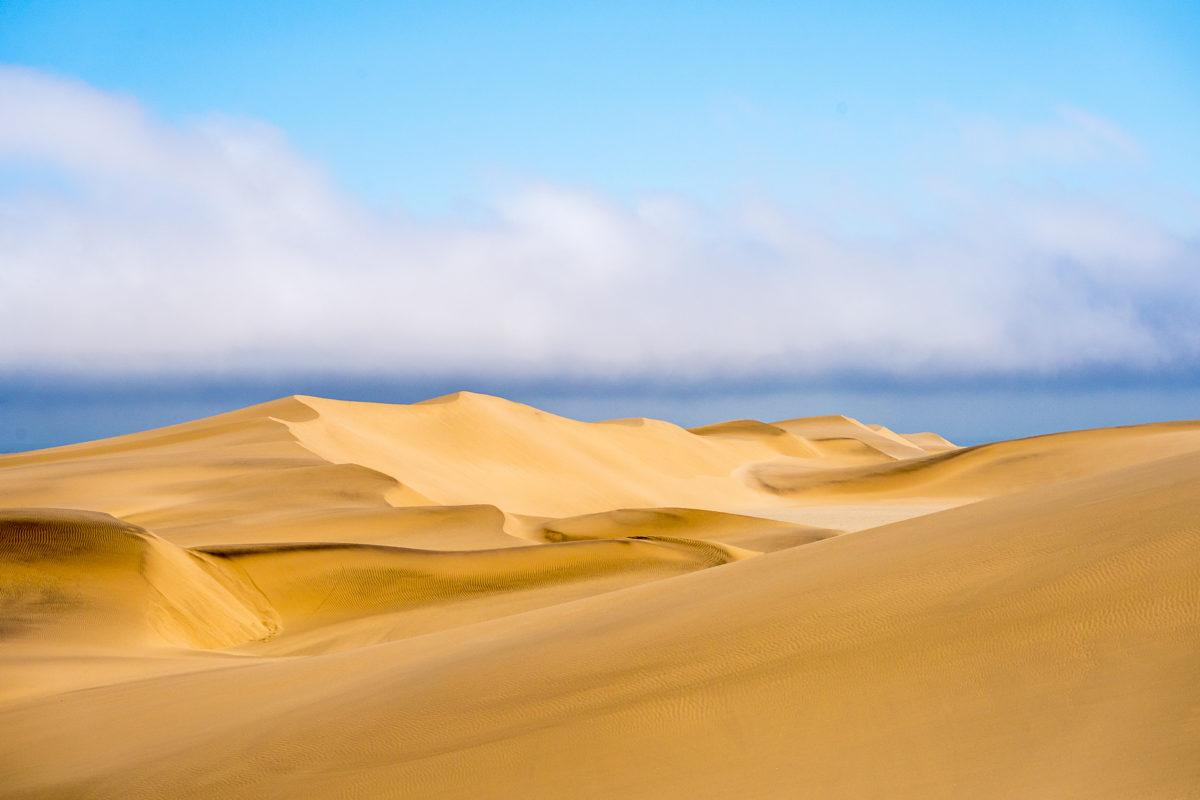 Wüste in Swakopmund