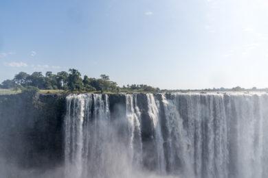 Victoria Falls Wasserfall