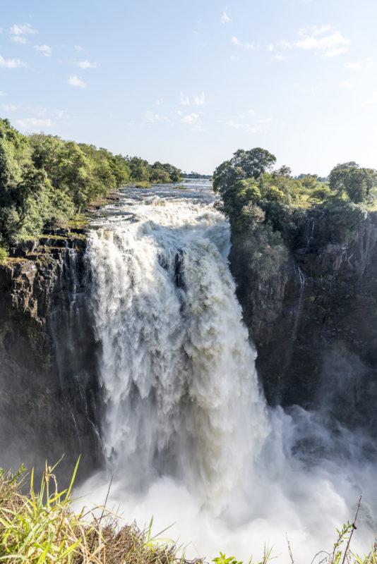 Wasserfall Victoria Falls