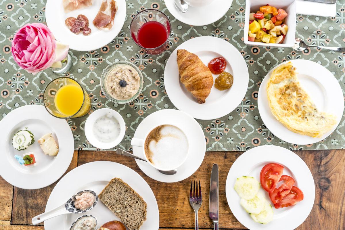 Frühstück Corte Campioli