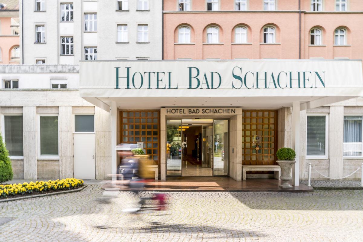 Hotel Bad Schachen E-Biking