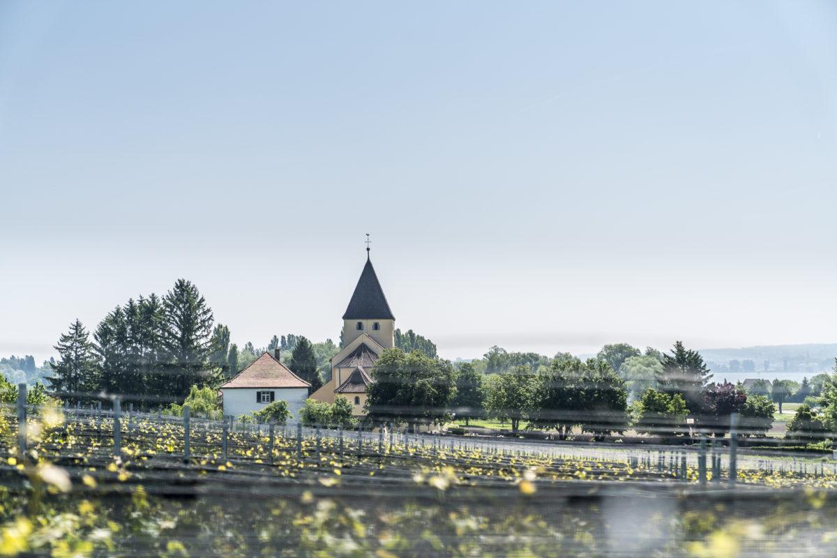 Insel Reichenau Bodensee