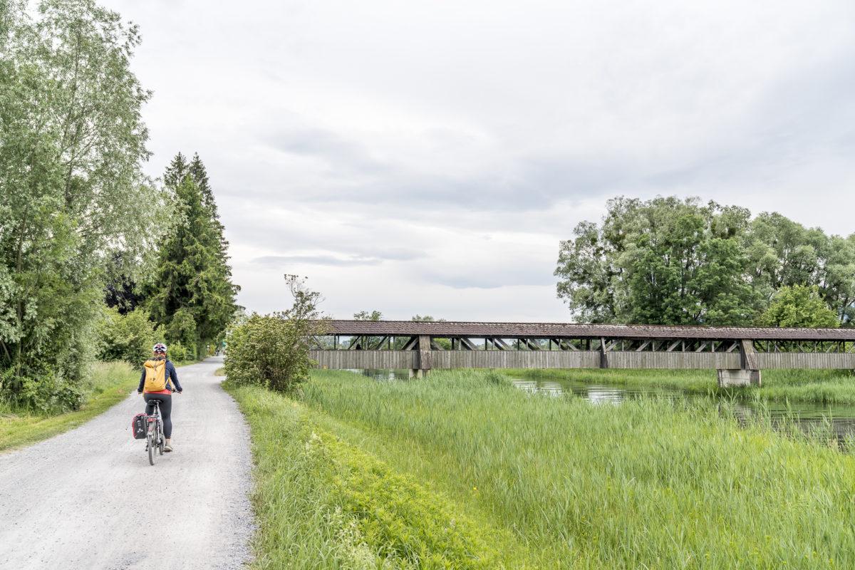 Lindau Bodensee-Radweg