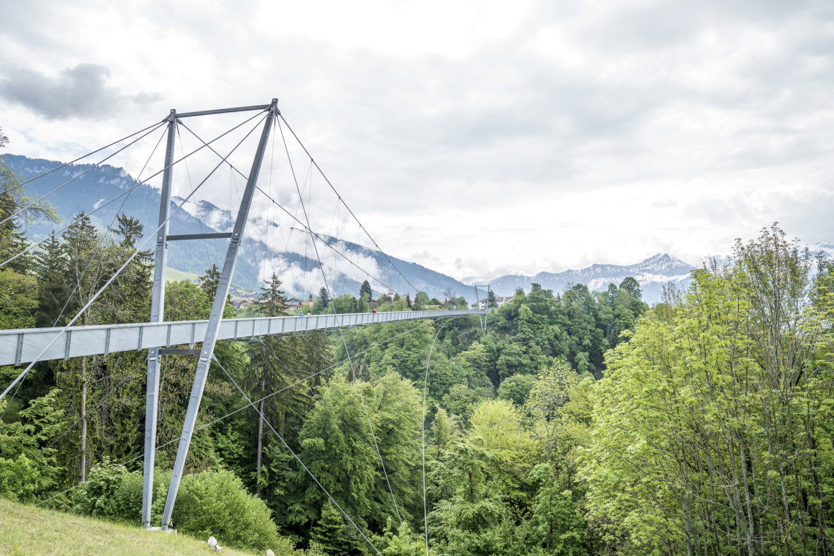 Sigriswil Panoramabrücke