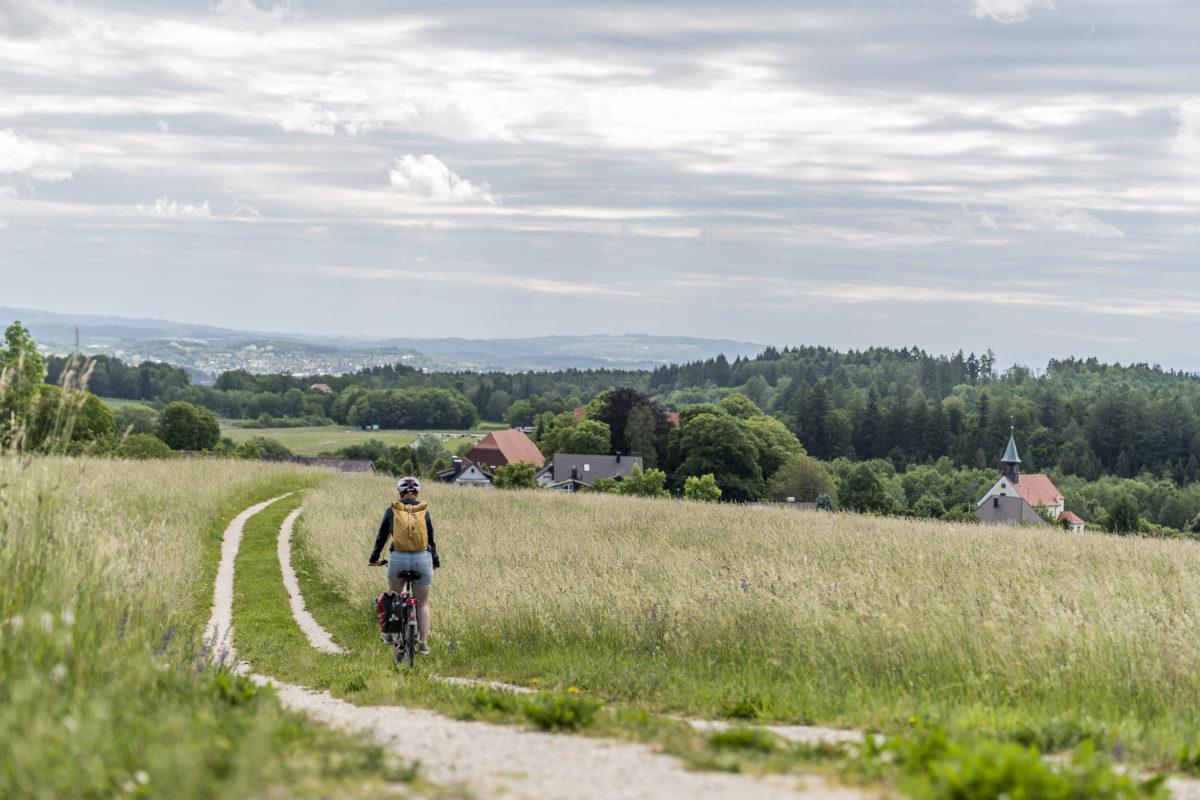 Sophienberg Velotour Bodensee-Radweg