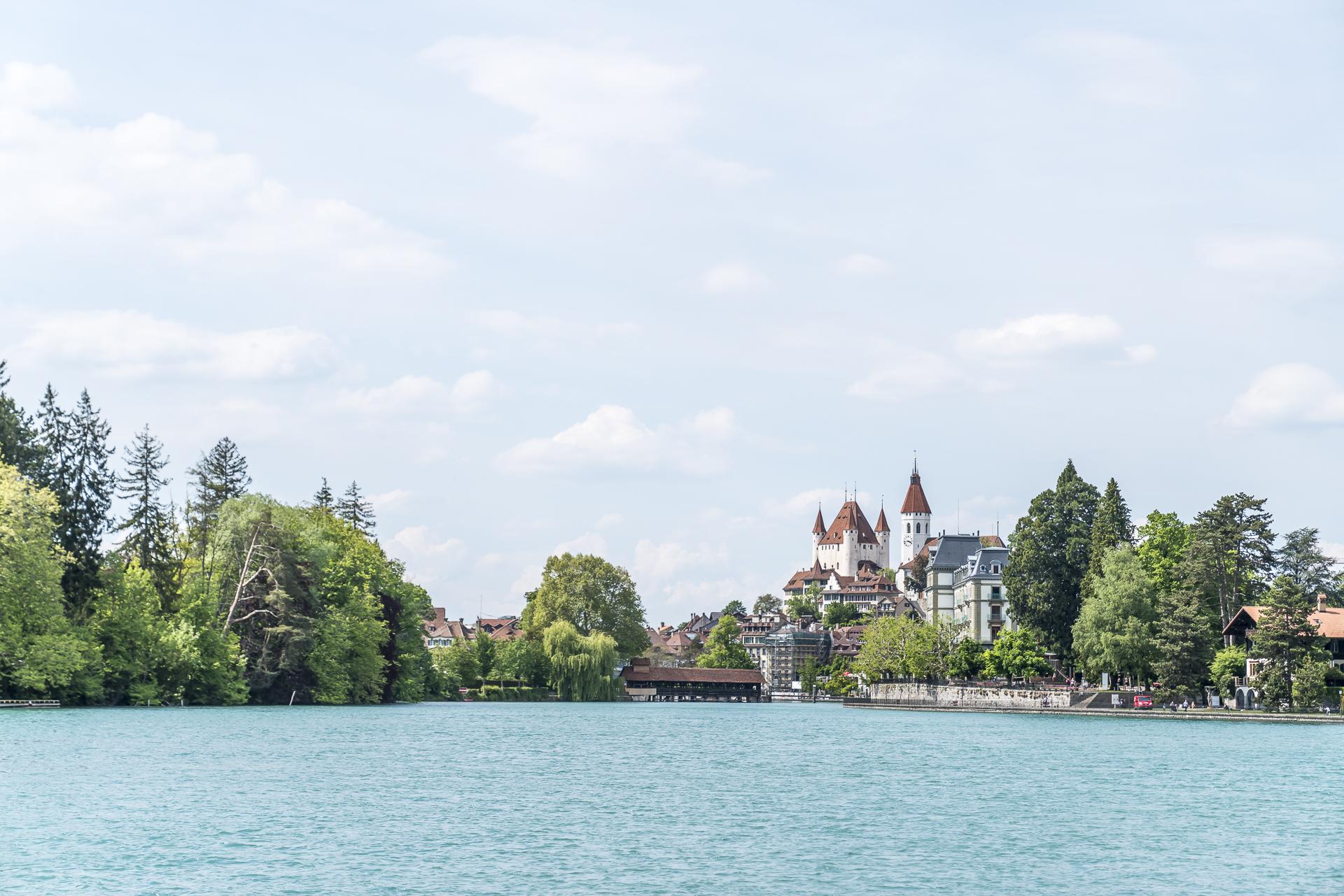 Thun Kirche Schloss