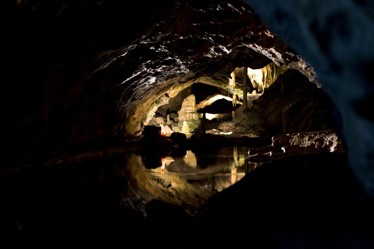 Beatushöhle Thunersee