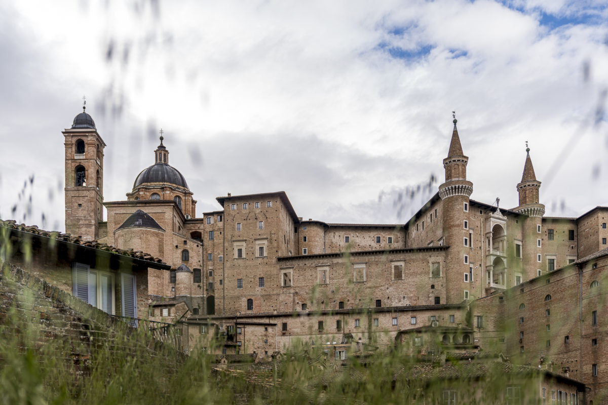 Urbino Altstadt