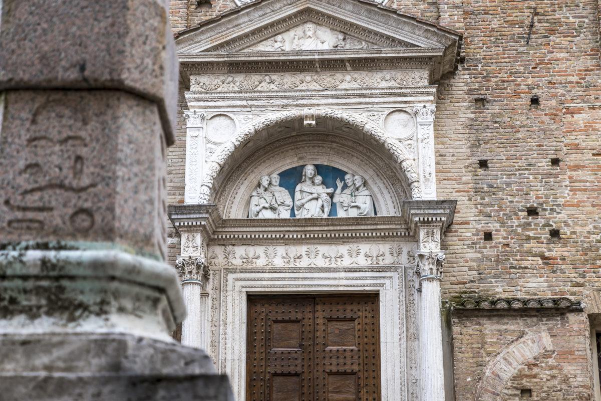 Urbino Italien Architektur