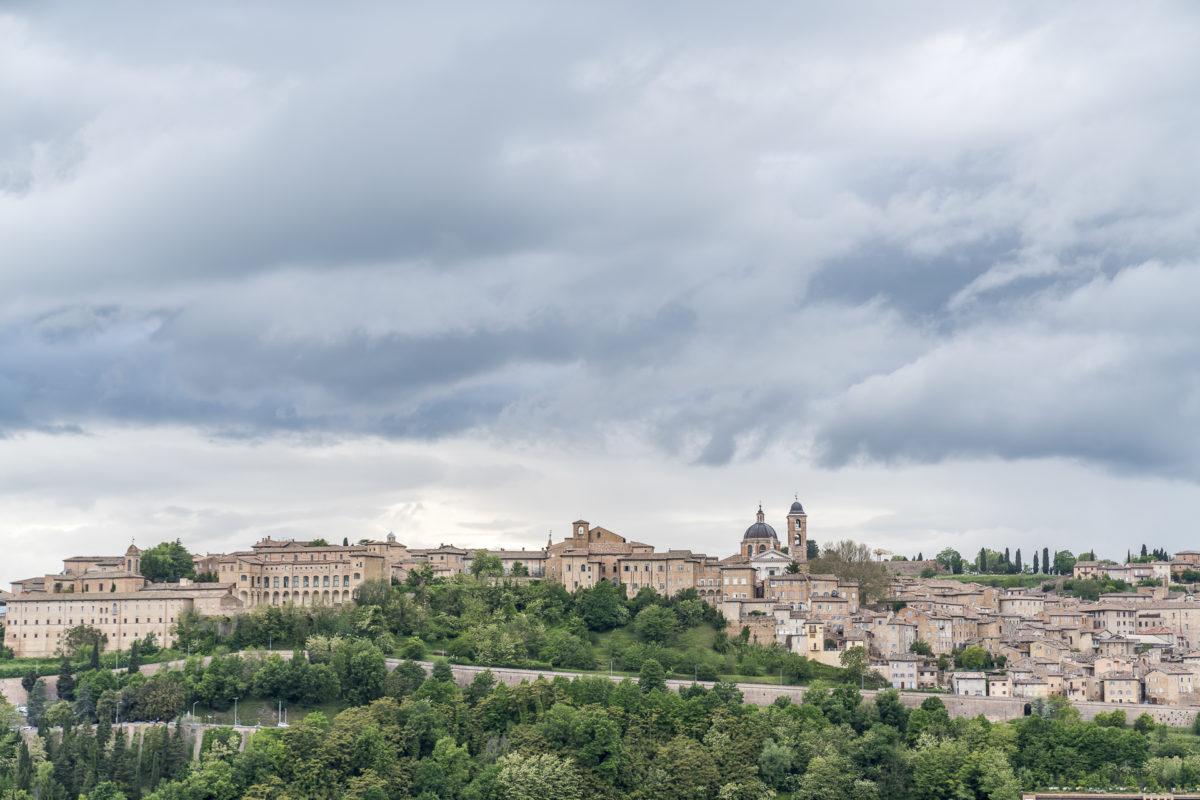 Urbino Stadt